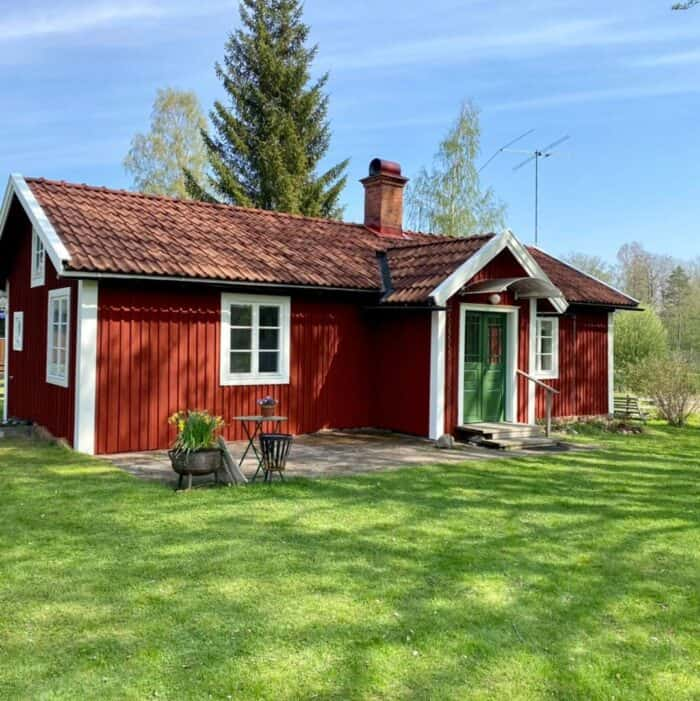 Slamfärgsmålning i Örebro